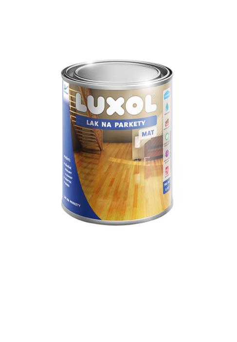 BALAKOM LUXOL® LAK NA PARKETY(Parketol) MAT 0,75L - Lak na parkety, vodou ředitelný