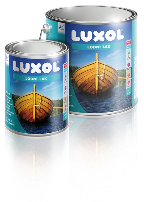 LUXOL ® LODNÍ LAK 4L - Lak na lodě , odolný proti vodě a vlhkosti