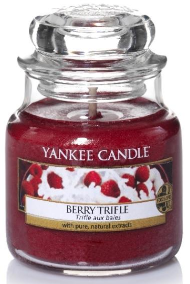 Yankee Candle VONNÁ SVÍČKA YANKEE BERRRY TRIFLE CLASSIC MALÝ
