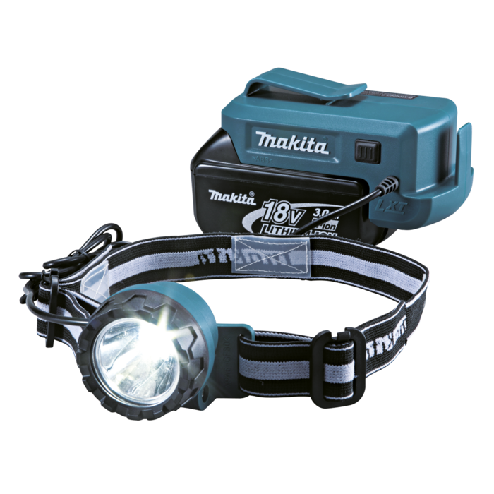 Makita DEADML800 Aku LED lampa Li-ion =oldSTEXBML800