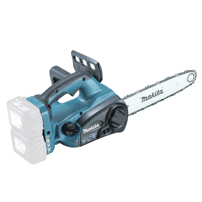 Makita DUC302Z Aku řetězová pila Li-on 2x18V,bez aku (AS3731) Z