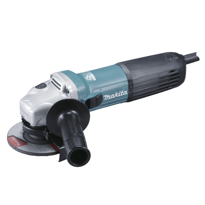 Makita GA4540R Úhlová bruska 115mm,SJS,1100W