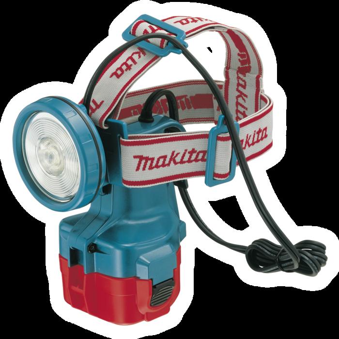 Makita STEXML121 Svítilna 9,6-12V Z STOP