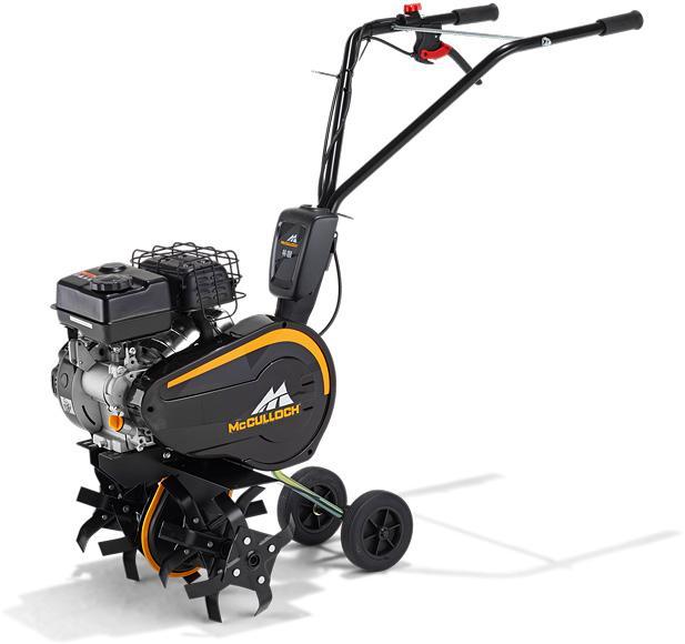 McCULLOCH MFT44 100 motorový kultivátor