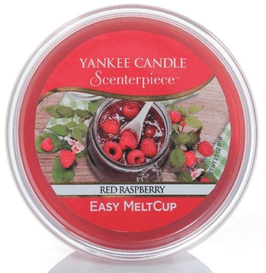 YANKEE CANDLE SCENTERPIECE MELTCUP VOSK RED RASPEBRRY
