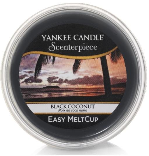 YANKEE CANDLE SCENTERPIECE MELTCUP VOSK BLACK COCONUT