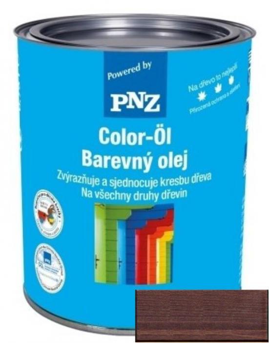 PNZ Barevný olej merbau / merbau 0,25 l