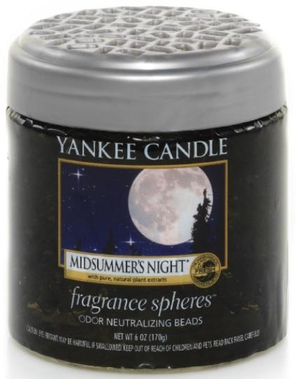 YANKEE CANDLE VOŇAVÉ PERLY SPHERES MIDSUMMERS NIGHT
