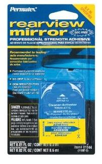 Permatex Profi lepidlo na zpětné zrcátko - Rearview Mirror Adhesive