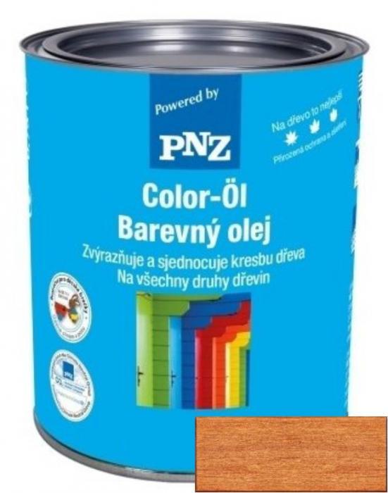 PNZ Barevný olej lärche / modřín 0,25 l