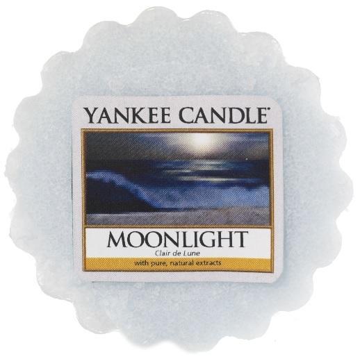 YANKEE CANDLE MOOLIGHT VONNÝ VOSK DO AROMALAMPY Měsíční svit