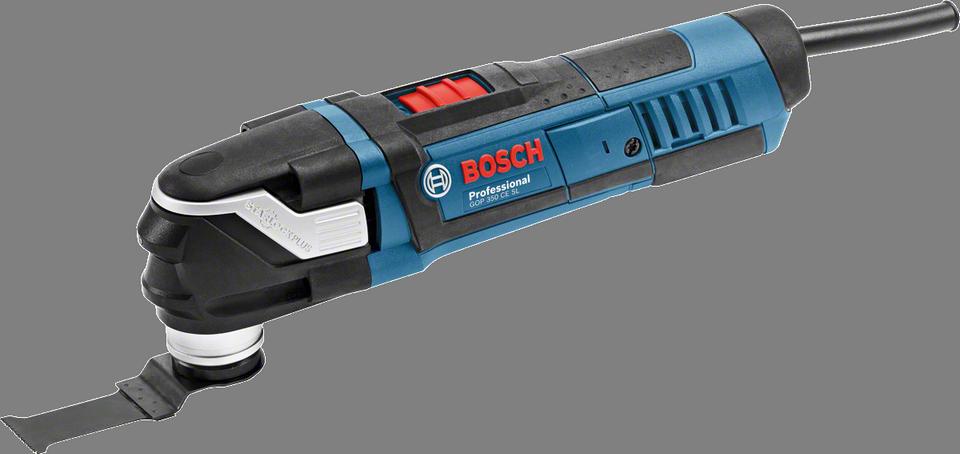 Bosch GOP 40-30 multifunkční pila + L-Boxx