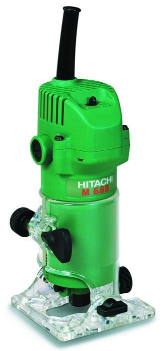 HITACHI M6SB ohraňovací frézka 6mm / 440W