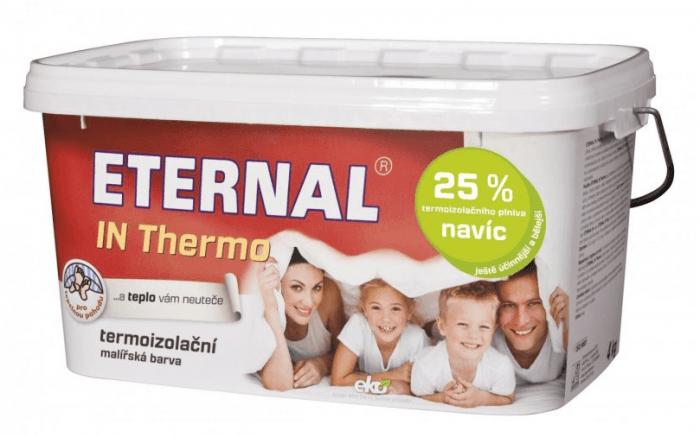 AUSTIS ETERNAL IN Thermo je nyní ještě účinnější a bělejší 4kg