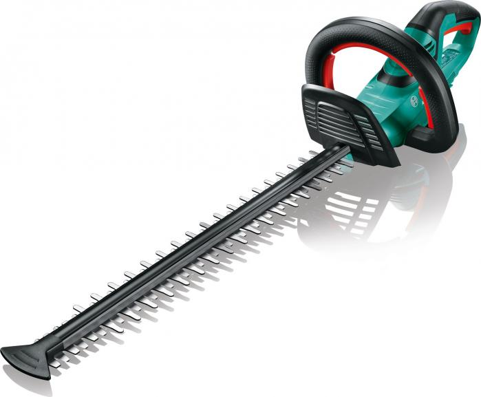 Akumulátorové nůžky na živé ploty Bosch AHS 50-20 LI