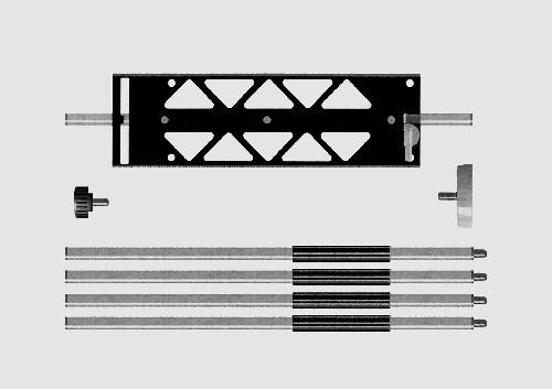 NIVCOMP příslušenství - výškové měření