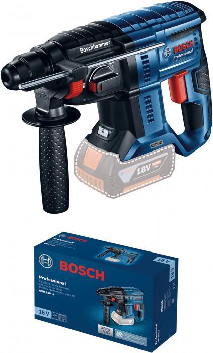 Bosch GBH 180-LI (holé nářadí) Aku vrtací kladivo s SDS plus