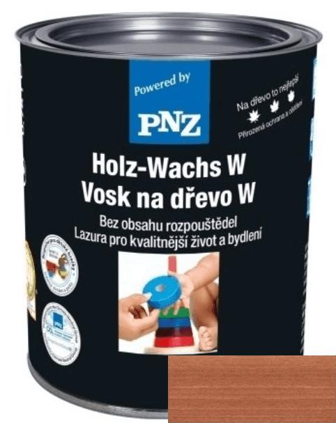 PNZ Vosk na dřevo W nussbaum / vlašský ořech 0,25 l