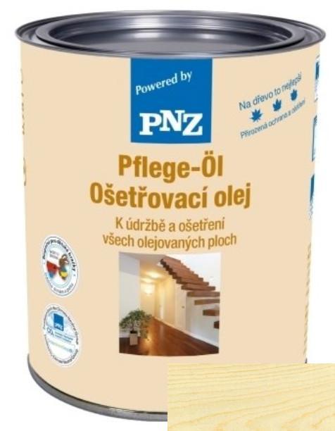 PNZ Ošetřovací olej farblos / bezbarvý 5 l