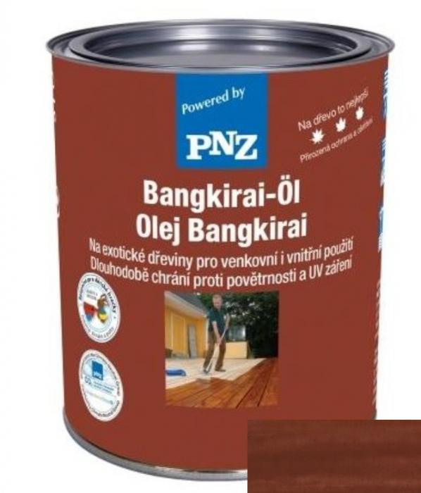 PNZ Olej bangkirai 67 dunkel / temný 0,75 l