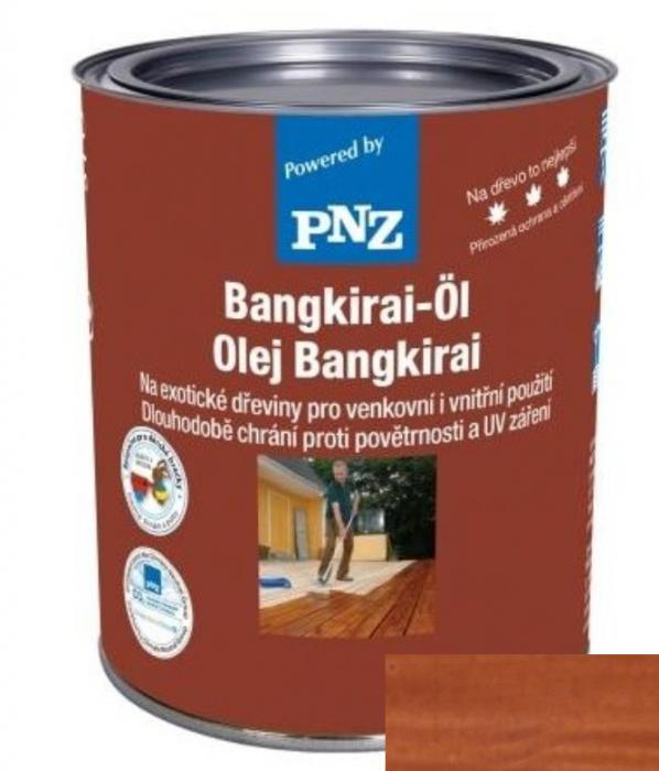 PNZ Olej bangkirai 67 hell / jasný 2,5 l