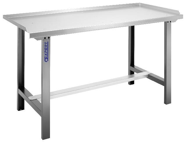 TONA EXPERT E010403 pracovní stůl 1500mm s ocelovou deskou