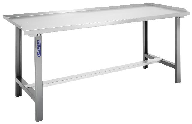 TONA EXPERT E010404 pracovní stůl 2000mm s ocelovou deskou