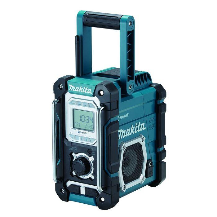 Makita DMR108 Aku rádio s Bluetooth, Li-ion 7,2V-18V Z