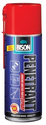 Bison Penetrant Spray 400ml - penetrační olej na bázi MoS