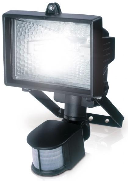 POWERPLUS LIGHT POWLI011 Halogenové prostorové světlo se senzorem 120W (150W)