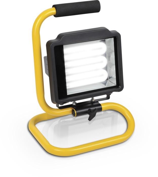 POWERPLUS LIGHT POWLI123 Úsporné prostorové světlo 32W, hliníková konstrukce, přenosné