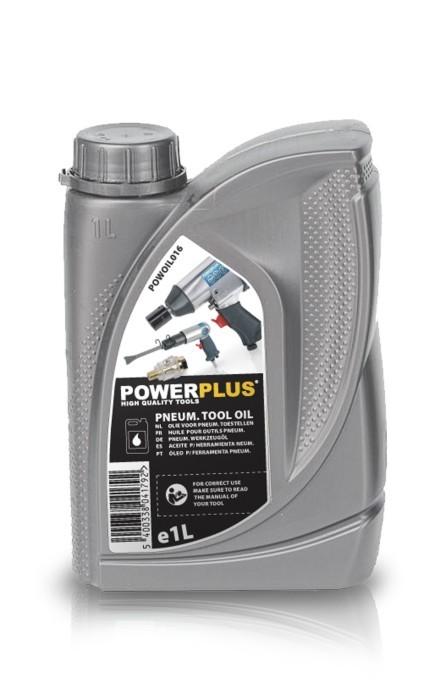 POWERPLUS X Olej pro pneumatické nářadí 1 l