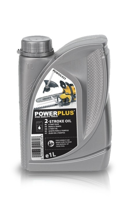 POWERPLUS X Olej do 2-taktních motorů 1litr