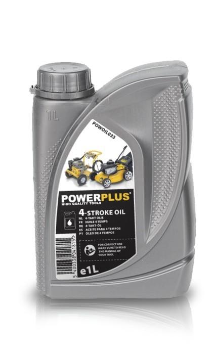 POWERPLUS X Olej do 4-taktních motorů 1litr