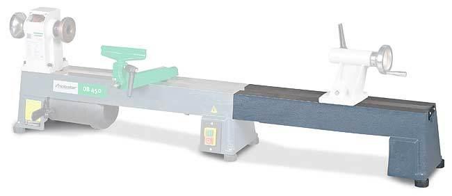 HOLZSTAR Prodloužení lože na 1000 mm pro DB 450