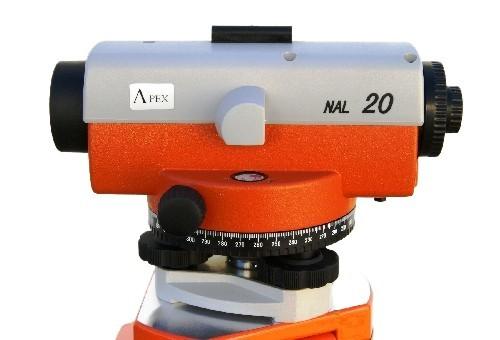 APEX Nivelační přístroj NAL 20 - sada