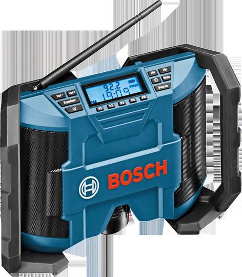 Bosch GPB 12V-10 rádio