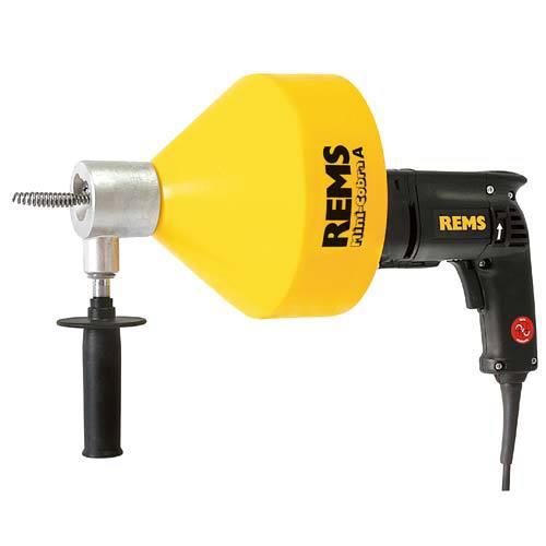 REMS Mini-Cobra A elektrický přístroj na čištění trubek 170020