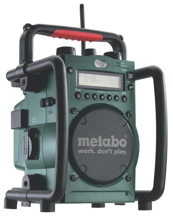 METABO RC 14.4-18 stavební rádio