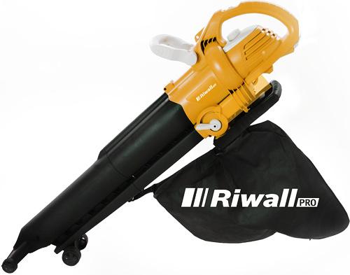 Riwall PRO RIWALL REBV 3000 vysavač/foukač s elektrickým motorem