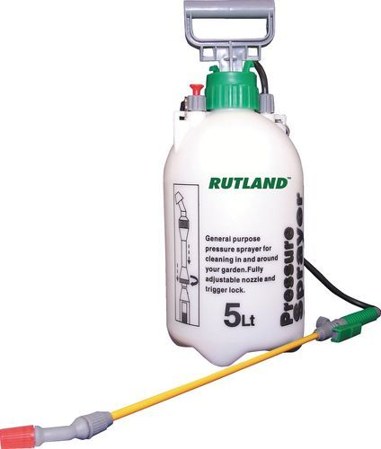 RUTLAND Postřikovač tlakový 5l