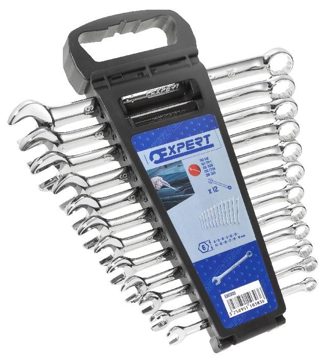 TONA EXPERT E110303 12 dílná sada prodloužených klíčů