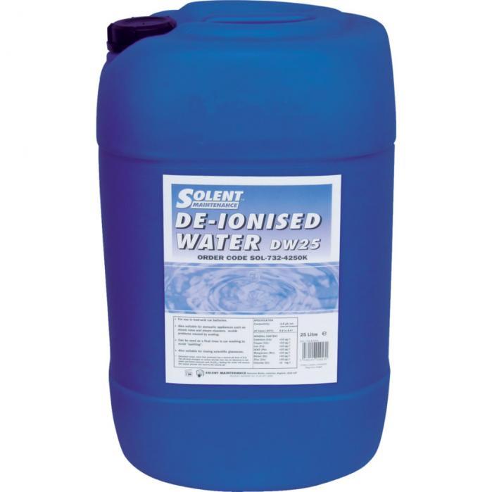 Solent Maintance Voda destilovaná DW25 25 llitrů