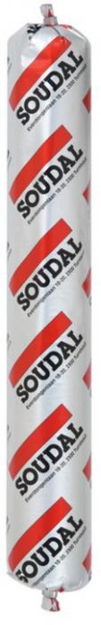 Soudal Butyrub kvalitní polybutylenový plastický tmel 600ml