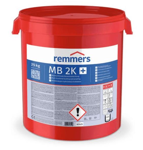 Remmers Multi-Baudicht 2K 8.3kg Hybridní hydroizolační stěrka vysoké kvality