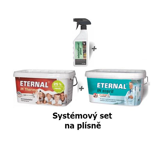 AUSTIS Systémový set - In Thermo + In Steril + odstraňovač plísní