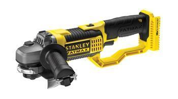 Stanley Fatmax Stanley FMC761B Aku úhlová bruska 125 mm 18 V, bez baterie a nabíječky