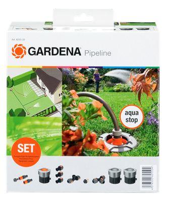 GARDENA 8255-20 Startovní sada pro zahradní systém Pipeline