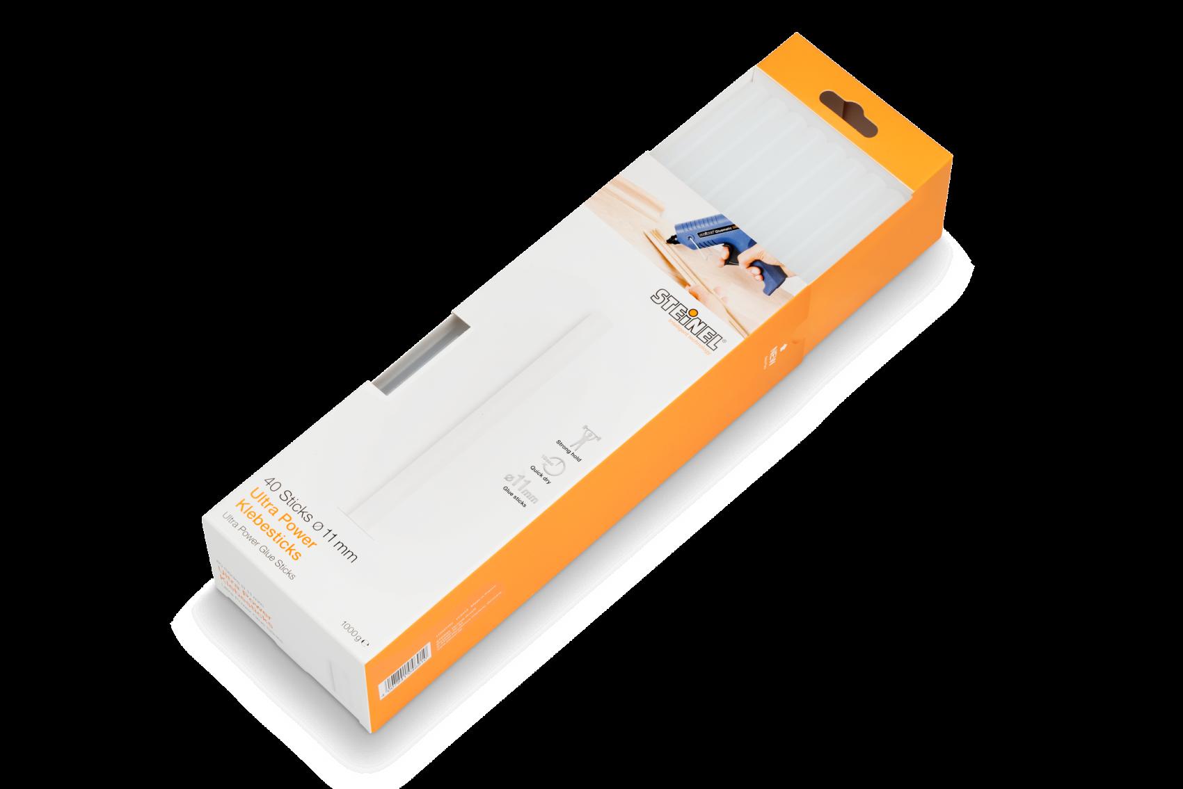 STEINEL ULTRA POWER - Lepící tyčinky 11mm/1000 g