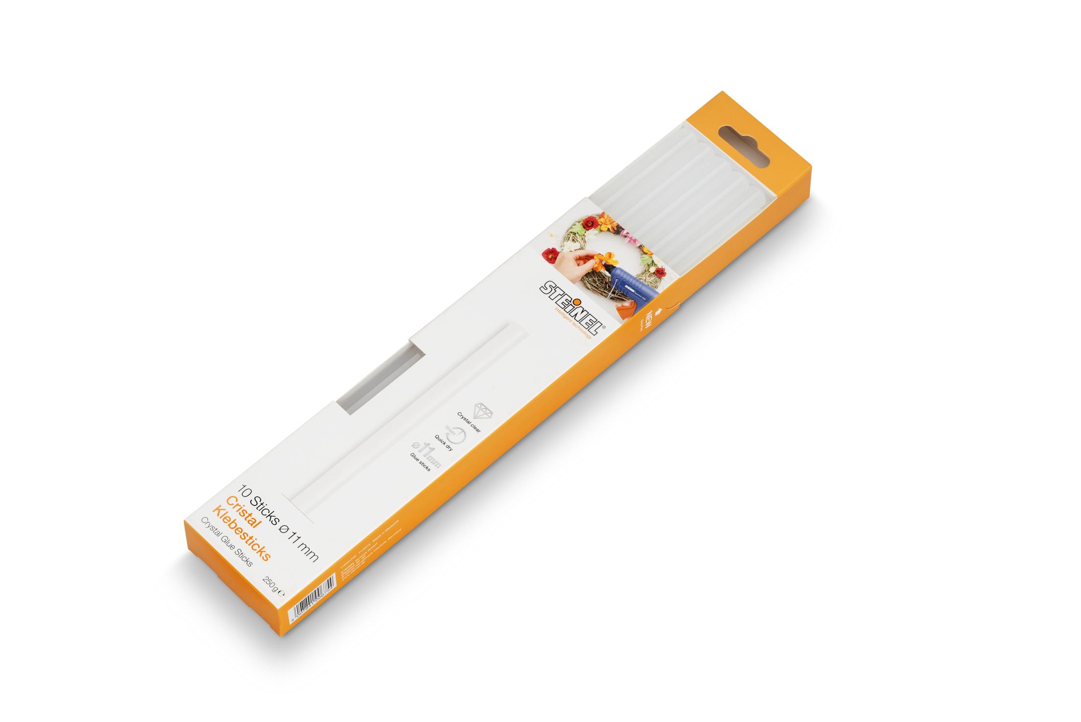 STEINEL CRISTAL - Lepící tyčinky 11mm/250 g
